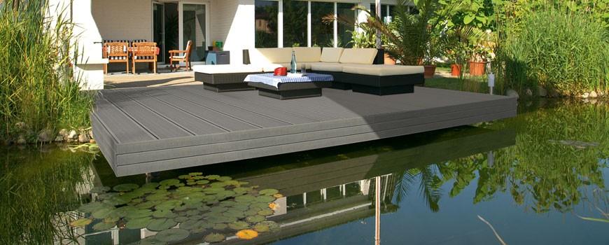 Pavimenti per esterni per giardini e terrazze - Pavimenti per giardini esterni ...