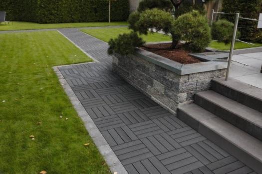 Witec alto adige pavimenti per giardini tende da sole mobili
